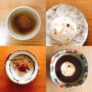 作家たちの器とともに茶の湯と甘味を味わう 「肥前やきもの圏群雄割拠春の陣2019」が武雄で開催